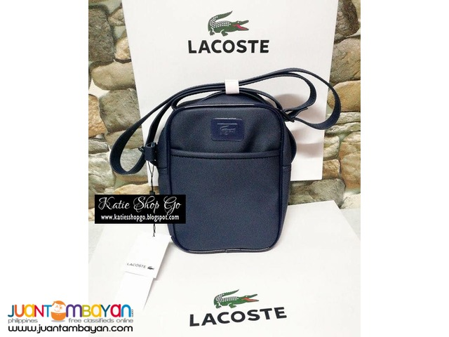 LACOSTE SLING BAG - LACOSTE BODY BAG - CODE 038