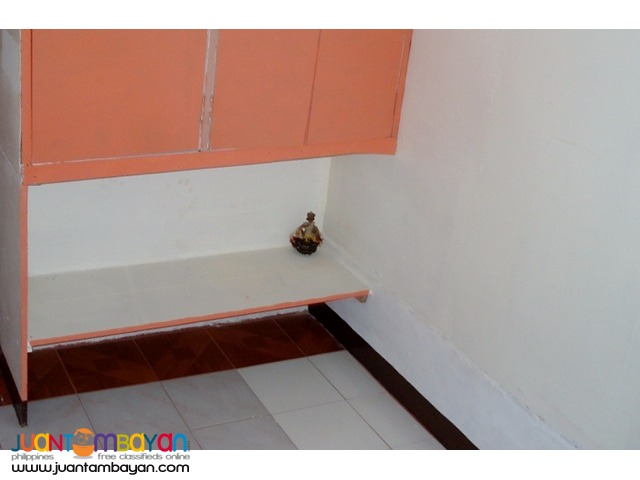 Partly Furnished Room For Rent Busay Cebu P4,400/month Negotiable