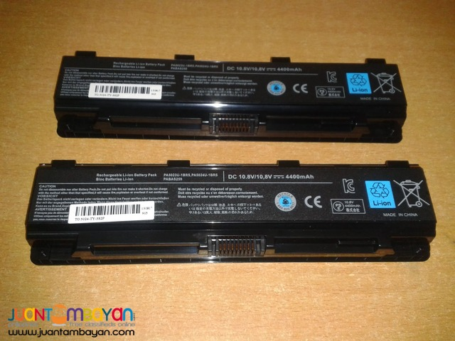 Toshiba 5023 Battery Replacement