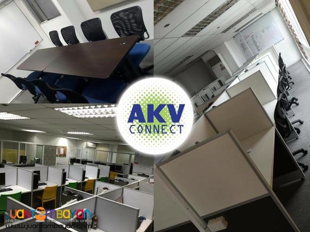 AKV Connect BPO Seat Lease