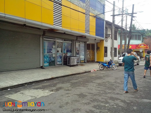 For Rent Commercial Space in Downtown Area Cebu City - 30 sqm