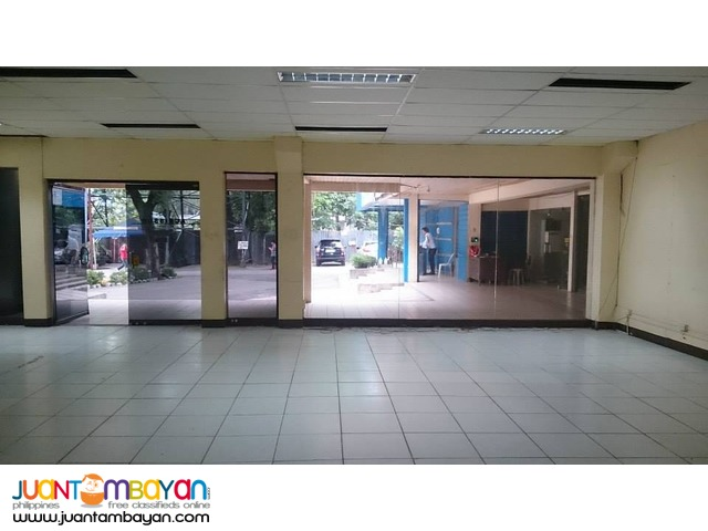 For Lease Commercial Space near Ayala Mall Cebu City - 95sqm