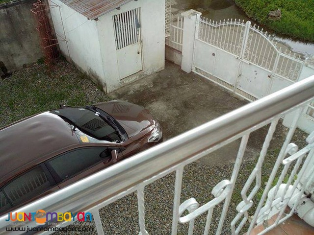15k 3BR Unfurnished House For Rent in Dumlog Talisay City Cebu