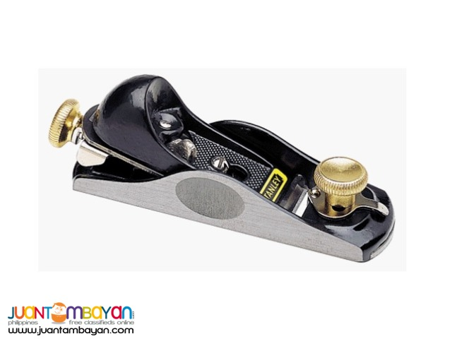 Stanley 12-960 Contractor Grade Low Angle Plane