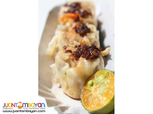 FOOD CART Franchising, C8 Siomai San