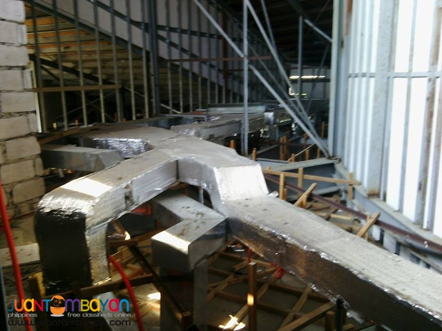 Duct work Fabrication,Installation and Supply