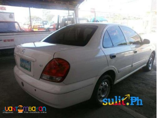 NISSAN SENTRA FOR RENT