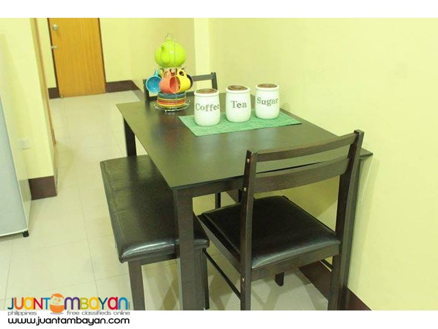 25k House For Rent in B.Rodriguez St. Cebu City - 2BR Furnished