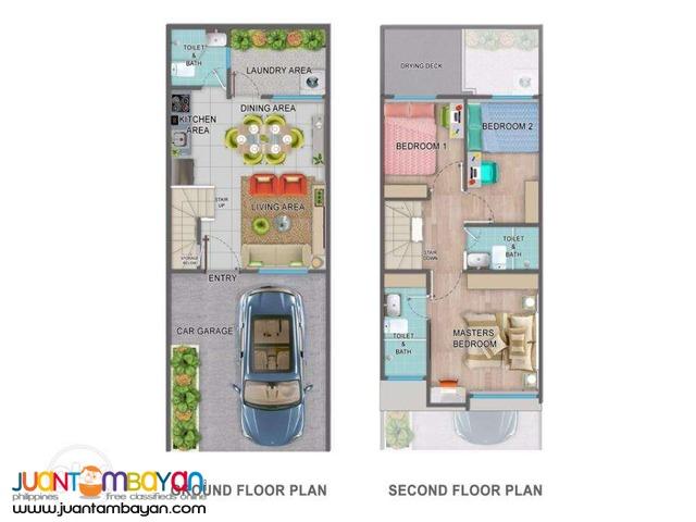 TownHouse Units At Hampstead Place (Marikina City)