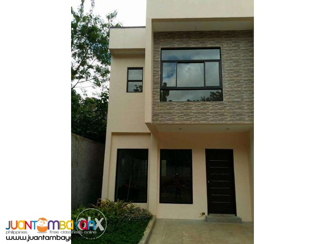 Sophia Heights Townhouse in MARIKINA For Sale