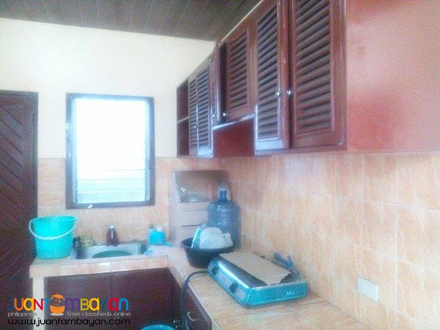 20k 3BR Furnished House For Rent in Pardo Cebu City