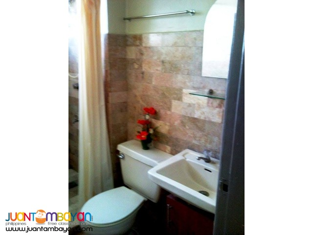 25k Studio Furnished Apartment Unit For Rent in Mabolo Cebu City