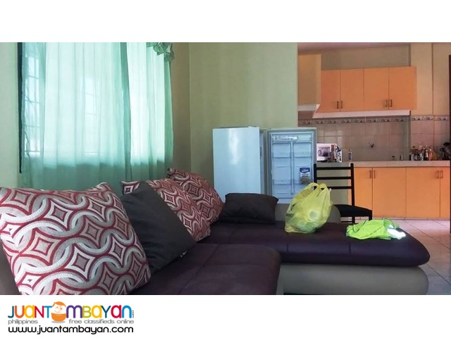 25k 2BR Furnished Apartment For Rent in Mabolo Cebu City
