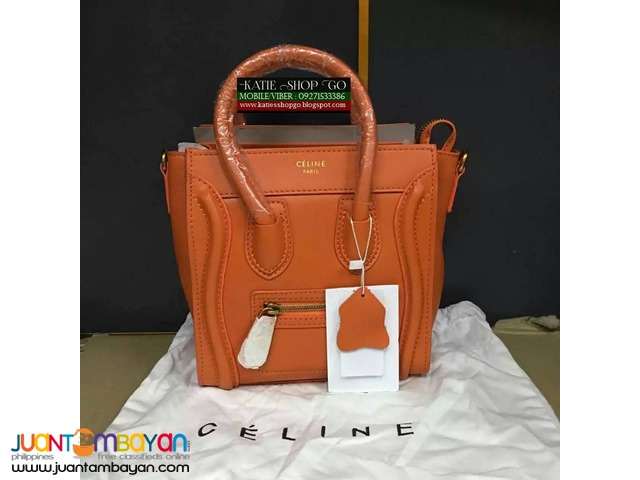 CELINE BOSTON - CELINE MINI LUGGAGE- CODE 099