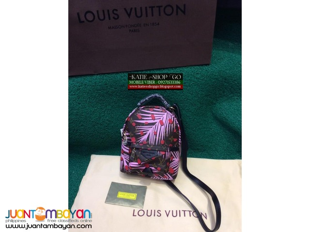 LOUIS VUITTON BACKPACK - CODE 106