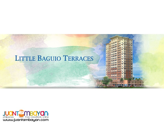 Affordable Condo Units in San Juan For As Low As 4k/Month