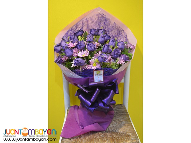 Purple Roses - Flower Shop in Davao City