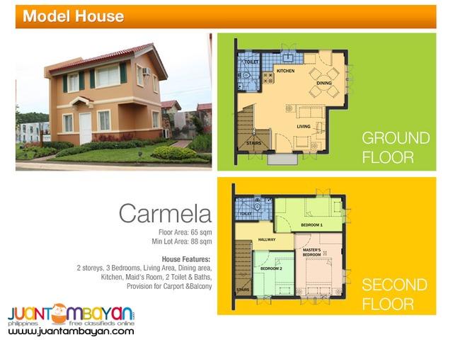 Camella Homes - Carmela