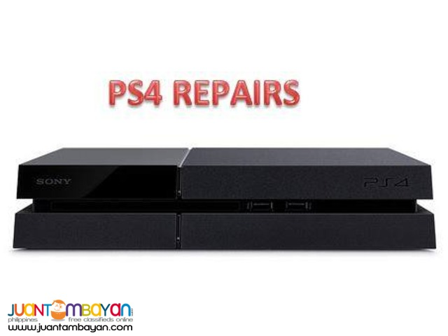 PS4 Repair Services | Sales | Accessories & GPU Reballing (BLOD)