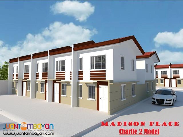 Townhouse Units at MADISON Place (Angono Rizal)