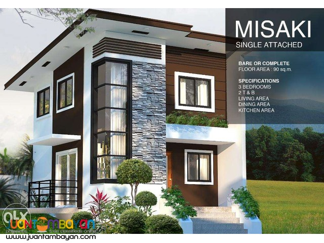TownHouses & Lot At Taytay Rizal (ZURI Residences)