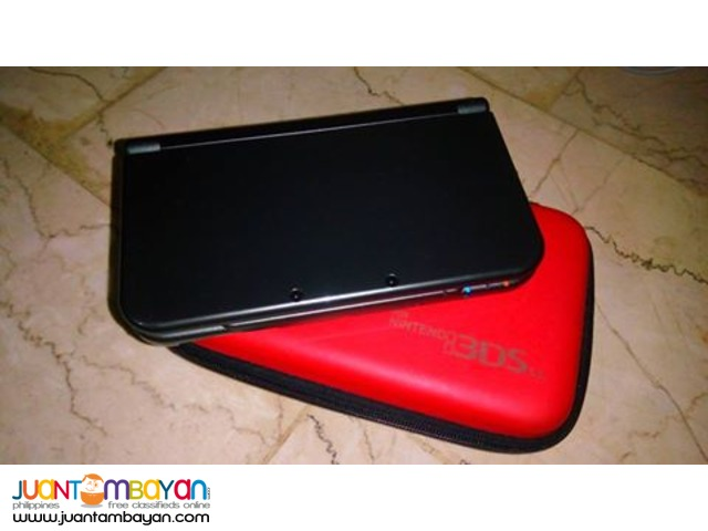 New 3ds xl cfw arm9 with 64gb and r4i 8gb