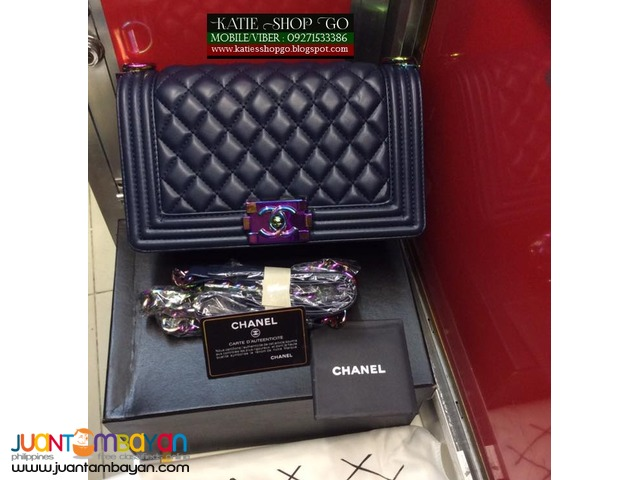 CHANEL FLAP BAG - CHANEL SLING BAG - CODE 109B