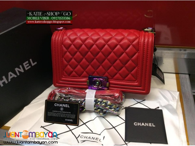 CHANEL FLAP BAG - CHANEL SLING BAG - CODE 109D