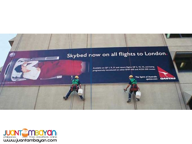 Flyingsquad Billboard Services: Billboard Installation and Maintenance