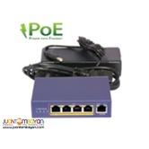 4-Port POE Switch