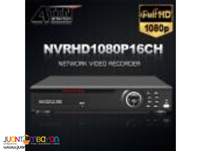 Korean CCTV ATTN-NVRHD1080P16CH 16Channel NVR