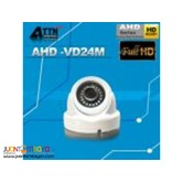 Korean CCTV AHD-PD24M 1080P 2.4mp Dome Camera