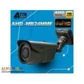 Korean CCTV AHD-MB24MMF 1080P 2.4mp Bullet Camera