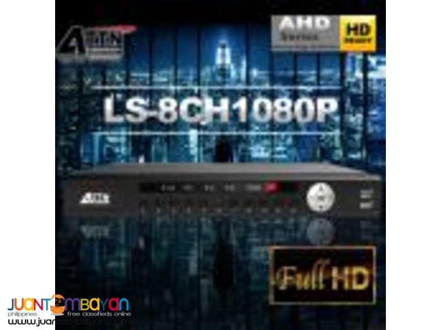 Korean CCTV 8ch 1080p Attn LS-8CH1080P Hybrid Dvr