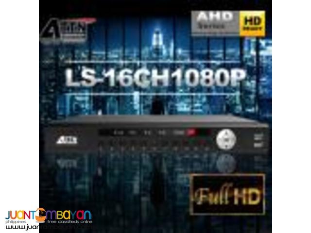 Korean CCTV 16ch Attn LS-16CH1080P Hybrid Dvr