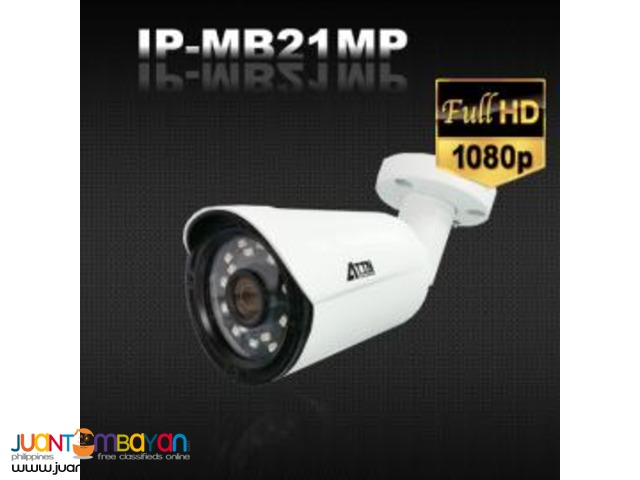 Korea CCTV IP-MB21MP 2.1MP IP Bullet Camera