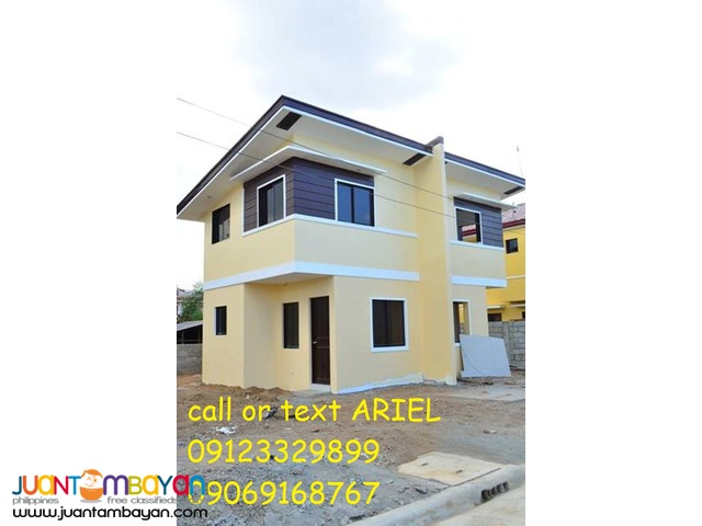 Pag-ibig House & Lot at birmingham Alberto san mateo