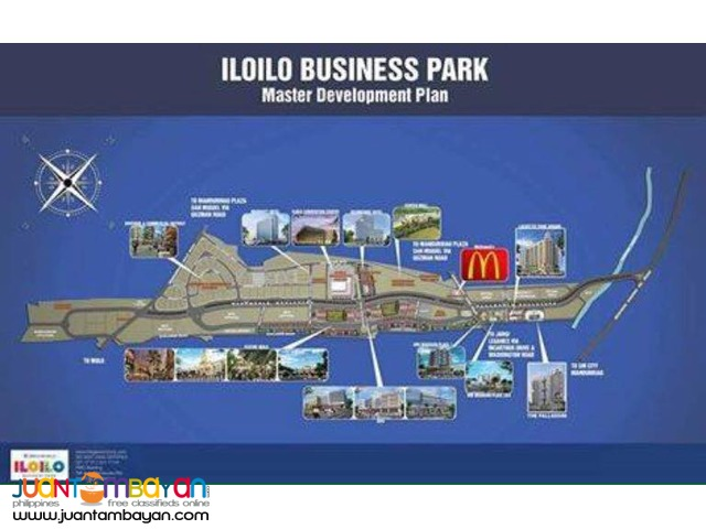 Iloilo Business Park The Palladium Condo (Megaworld) Philippines
