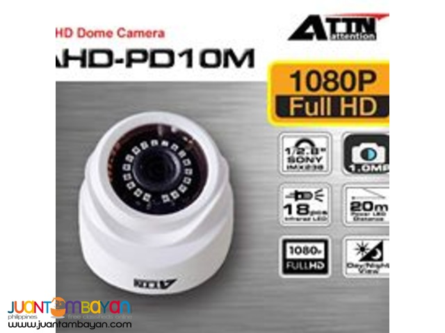 AHD-PD10MA Dome camera