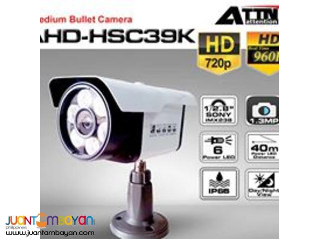 AHD-HSC39K Medium Bullet Camera