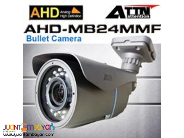 AHD-MB24MMF (2.4Mega Pixel)