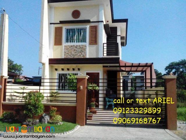 Placid Homes Townhouses thru Pag-ibig 3bedroom