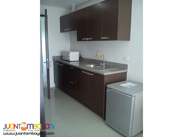 18k Condos For Rent near Mango Avenue Cebu City - Studio