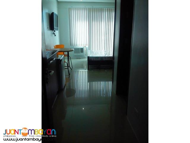 18k Condos For Rent near Mango Avenue Cebu City - Studio
