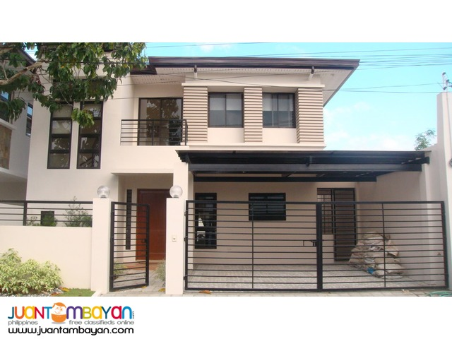 Modern House For Sale Furnished.