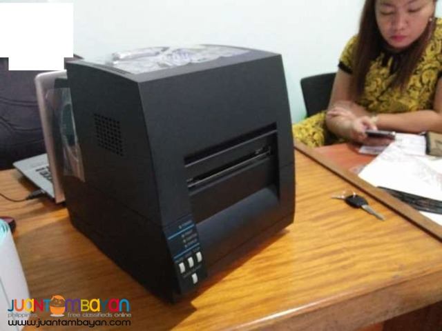 Citizen Barcode Printer 300 Dpi Label Printer