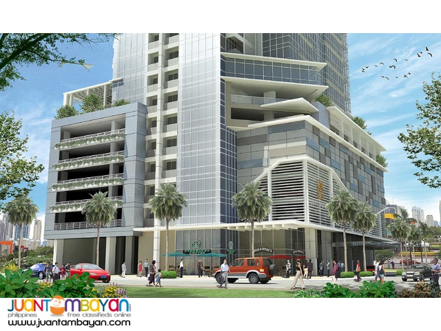 Megaworld Condos for Sale in Uptown Fort Bonifacio Global City Taguig