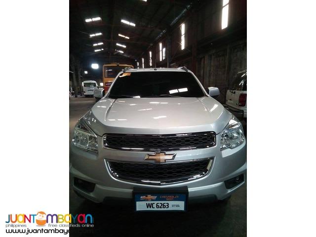 Chevrolet rent a car