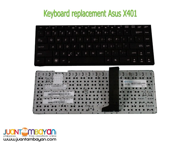 ASUS X401 Keyboard Replacement