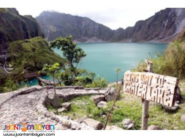 Mt Pinatubo tour, a beauty covering its tragic past